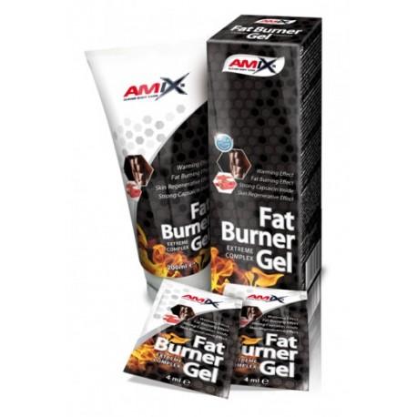 Fat Burner Gel Men - Спортивное питание, жиросжигатели, контроллеры веса.