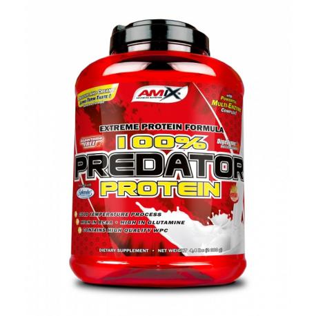 WheyPro PREDATOR - Спортивное питание, сывороточный протеин, казеин.