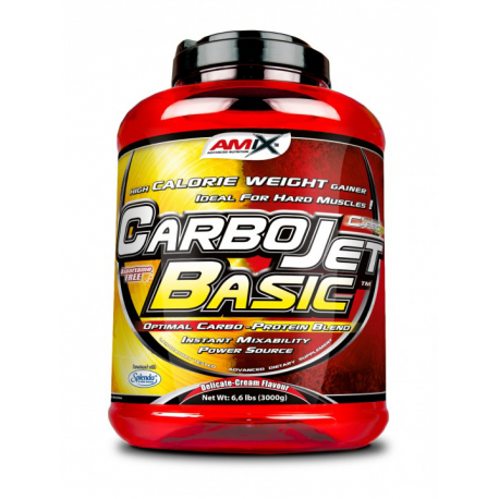 CarboJet Basic - Спортивное питание, гейнеры, углеводы.