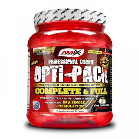 Opti-Pack - Спортивное питание, витамины, минералы.