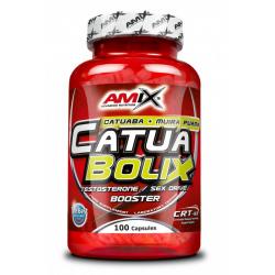 CatuaBolix cps. - Sporta uzturs, testosterons, testosterona būsteris.