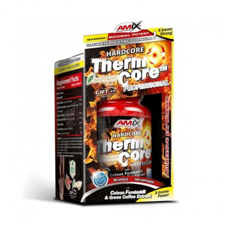 ThermoCore cps. - Спортивное питание, жиросжигатели, контроллеры веса.