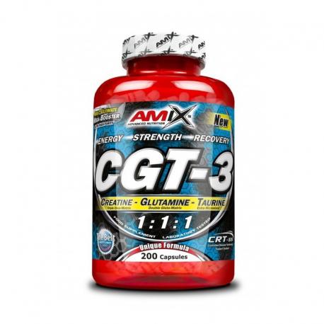CGT-3 - спортивное питание, предтренировочные комплексы и энергетики.