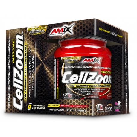 СellZoom - спортивное питание, предтренировочные комплексы и энергетики.