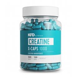 KFD CREATINE X-CAPS - 500 CAPS.
