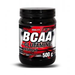 L-GLUTAMINE + BCAA + AAKG VISION