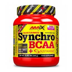 SYNCHRO BCAA + SUSTAMINE 300 G.