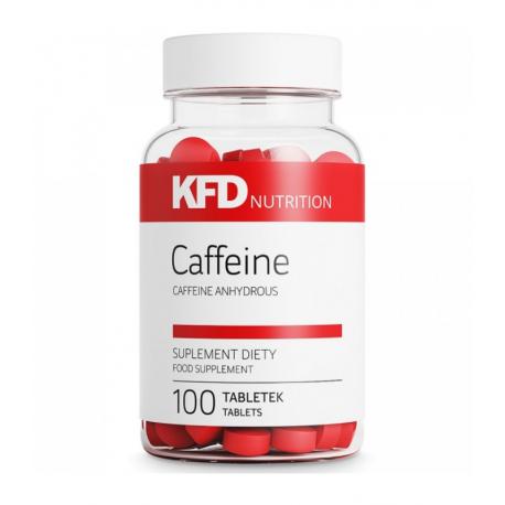 Caffeine 200 mg - спортивное питание, предтренировочные комплексы и энергетики.