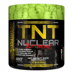 NXT NUCLEAR EXTREME 240 G.