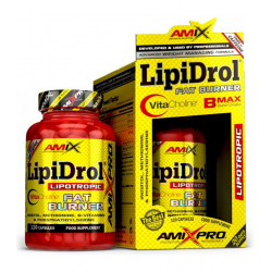 LIPIDROL® FAT BURNER 120 CAPS.