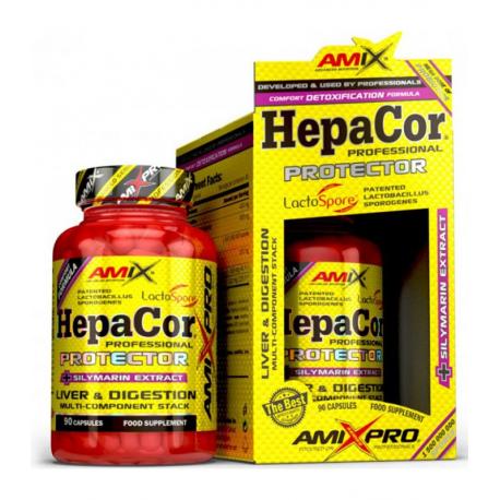 HEPACOR® PROTECTOR 90 CAPS.