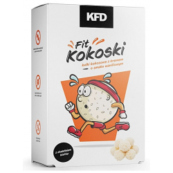 KFD FIT KOKOSKI - 80 G.