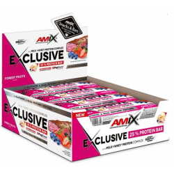 EXCLUSIVE PROTEIN BAR BOX 24 X 40G