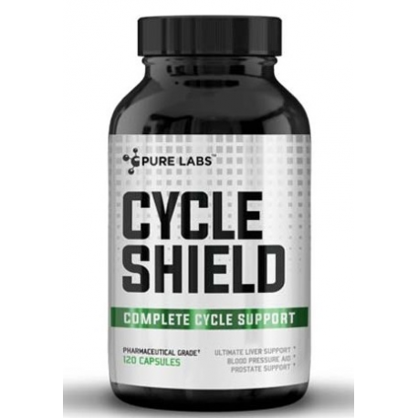 CYCLE SHIELD 120 CAPS.