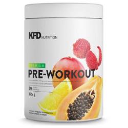 KFD Premium Pre-Workout II 375 g. - спортивное питание, предтренировочные комплексы и энергетики.