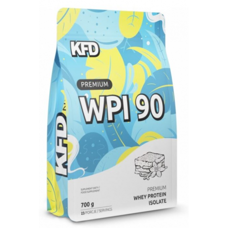 WHEY PROTEIN ISOLATE 90%
