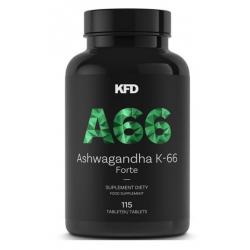 KFD ASHWAGANDHA K-66 FORTE 115 TAB.