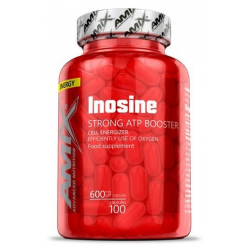 INOSINE STONG ATP BOOSTER 100 CAPS. AMIX NUTRITION