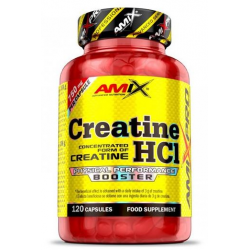 AMIX CREATINE HCL 120 CAPS.