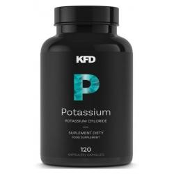 KFD Potas (Калий) 60 tab. - Спортивное питание, витамины, минералы.