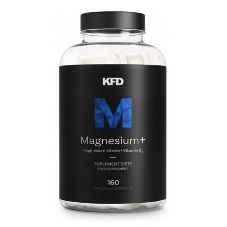 KFD MAGNESIUM + B6 160 CAPS.