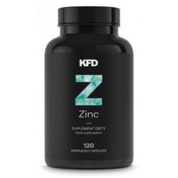 KFD ZINK 120 CAPS. (ORGANIC)