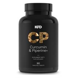 KFD CURCUMIN & PIPERINE 90 TAB.