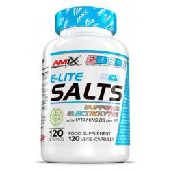 AMIX E-LITE SALTS 120 CAPS.