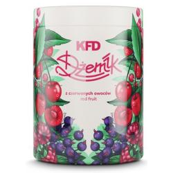 KFD DZEMIK RED FRUITS 1000 GR.
