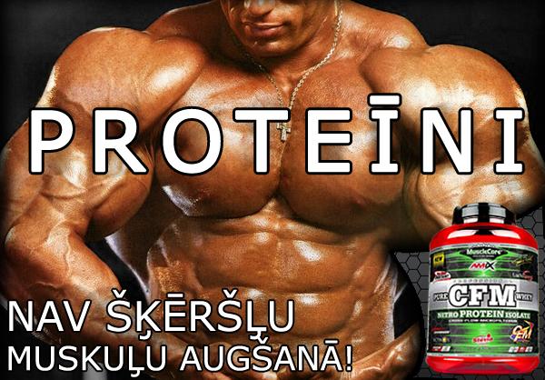 Proteīni